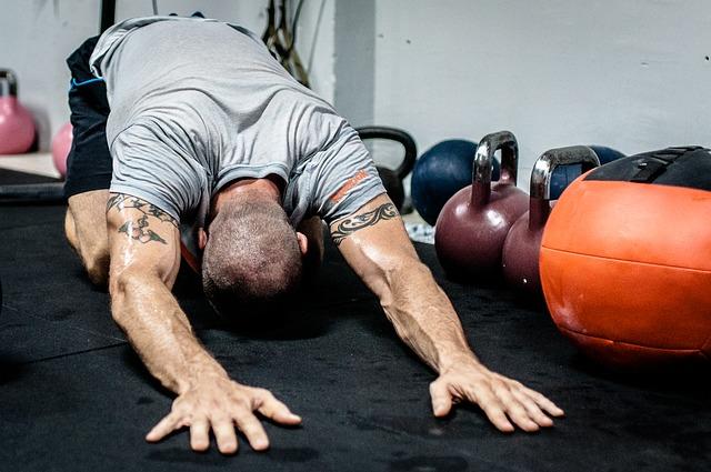 échauffement musculation