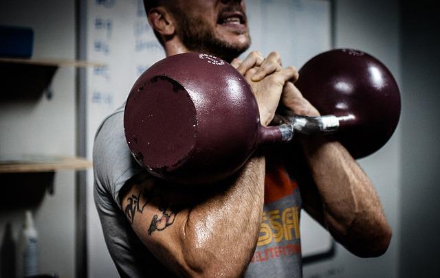 protéines croissance musculaire